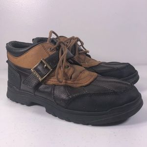 Polo Ralph Lauren Dover III Ankle Duck Boot Shoes